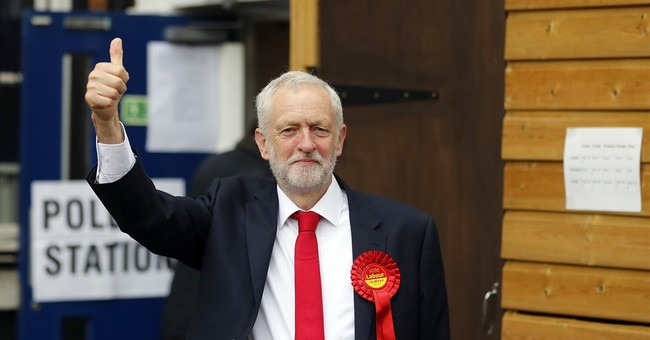 Radical Socialist Jeremy Corbyn: I'm Glad Trump's UK State Visit Was 'Canceled'