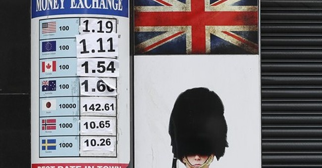 The US-UK Trade Deal Might Just Save The Pound From A 2020 Freefall