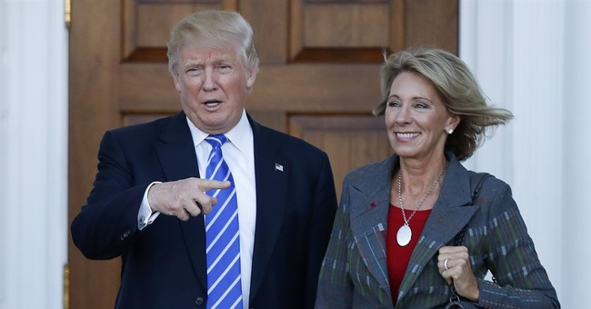 President Trump Calls on Congress For a Bipartisan School Choice Bill