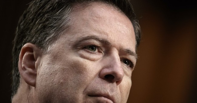 Comey Testimony: No Obstruction of Justice—At Least Not on Trump's Part