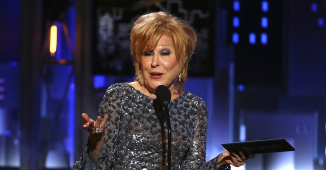 Bette Midler Starts Twitter Fight with Rep. Lesko