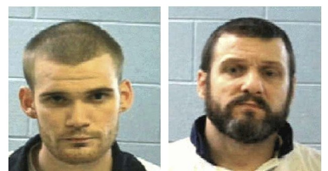Gotcha: Escaped Georgia Inmates Caught In Tennessee, Stopped By Gun-Owning Homeowner