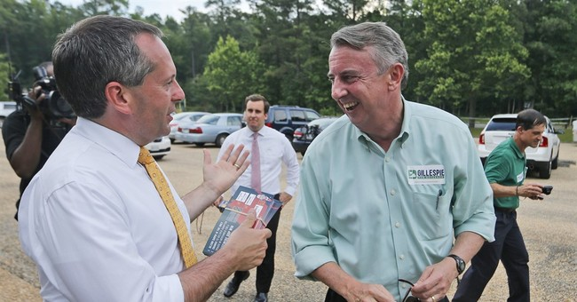 Surge? New Poll Has Republican Gillespie With Comfortable Lead Over Democrat In Virginia Governor Race