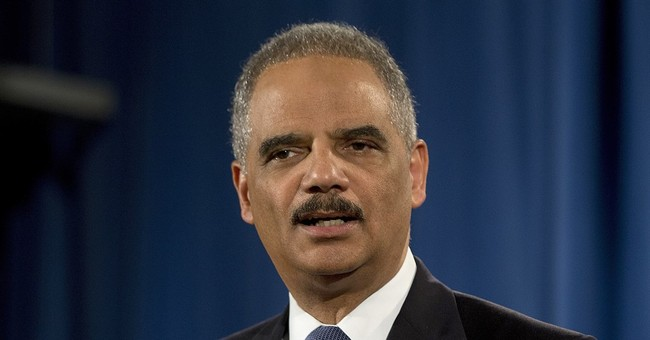 Eric Holder Explains Why AG Sessions Is 'Racially Insensitive'