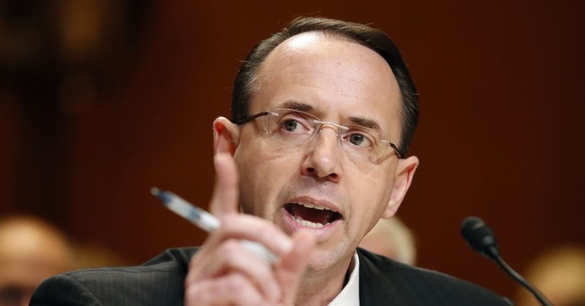Rosenstein Warns Americans: 'Exercise Caution' When Reading Anonymous Reports