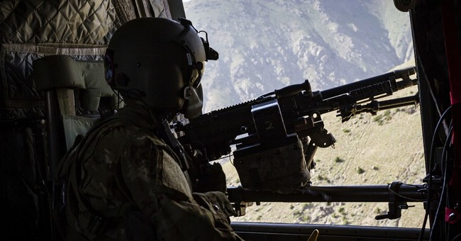 "Several US Soldiers Wounded in ""Insider Attack"" in Afghanistan"