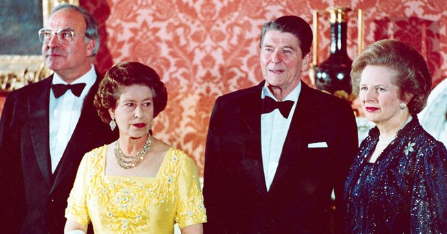 Thatcher and Reagan: Why Do They Hate Them So?