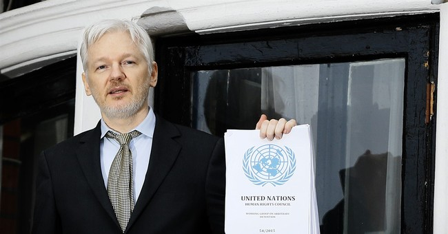 Assange Backs Out Of U.S. Extradition