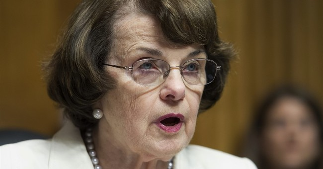 Feinstein Admits DACA on 'Shaky Legal Ground'