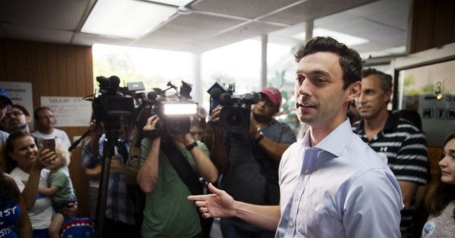 Ossoff Campaign Cites 'Oversight' for his Failure to Disclose Business Ties to China and Al Jazeera