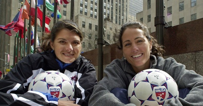Save Sports for the Next Generation of Female Athletes