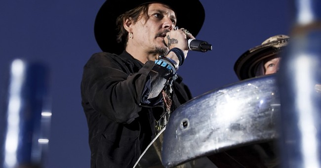 Johnny Depp Asks When Was the Last Time 'An Actor Assassinated a President' Suggests 'Maybe It's Time'