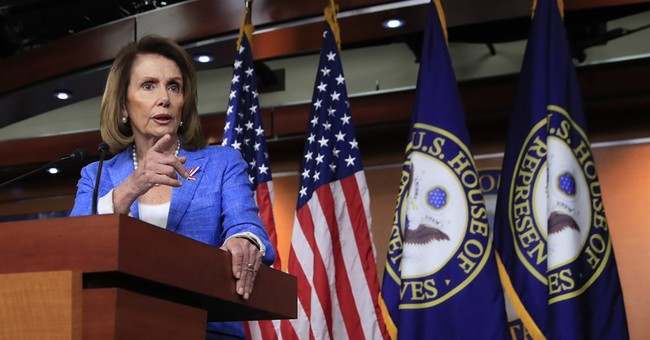 Let's Face It, Nancy Pelosi Is Losing It—But That's Okay