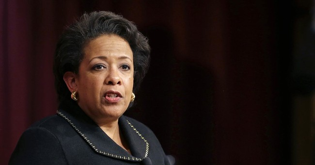Redacted: DOJ Blocks Out Talking Points Used to Defend Secret Meeting Between Loretta Lynch and Bill Clinton