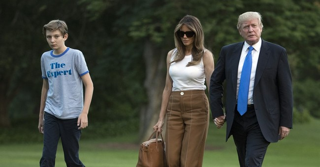 Melania Trump Thanks Chelsea Clinton for Defending Barron