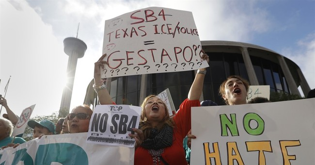Federal Judge Prevents Texas From Cracking Down on Sanctuary Cities