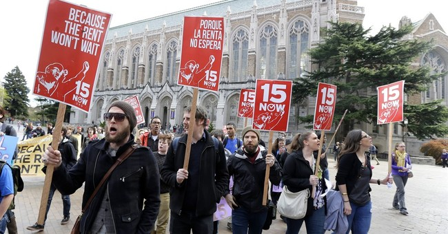 Here Are The 18 States That Could Learn A Brutal Lesson In Minimum Wage Hikes