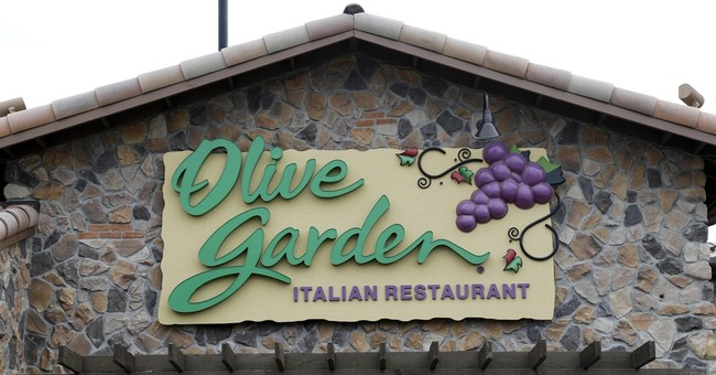 Darden ceo millennials still enjoy chains like olive garden ap news breaking news for Come on down to the olive garden