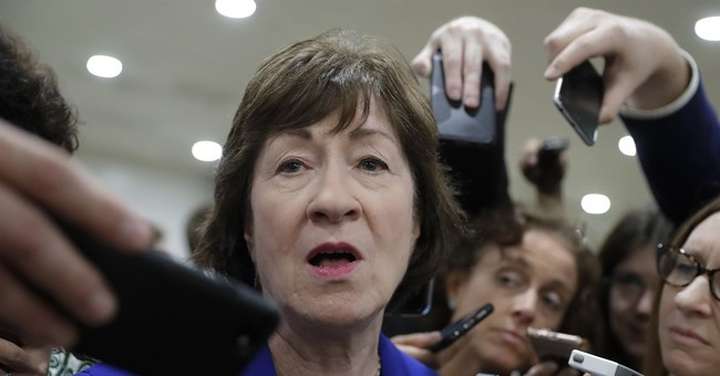 Collins Wants Senate Panel to Grill Trump Jr. Over Russia Meeting