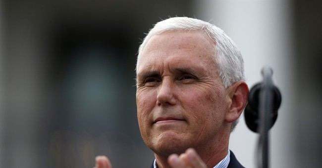 Pence says NASA to reorient towards human spaceflight