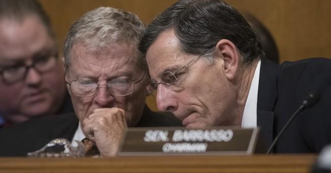 Senators Loeffler, Inhofe, Feinstein Exonerated by Justice Department Over Claims of Insider Trading