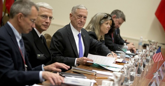 Student scores 45 minute interview after Mattis' number accidentally exposed
