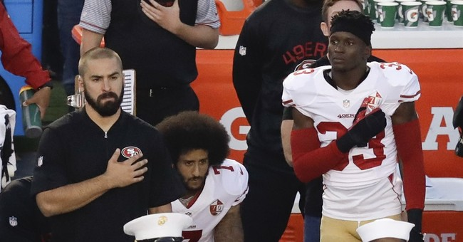 Sick of the NFL? Play Kaepernick-Hole