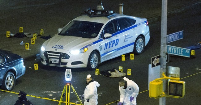 Reports: NYPD Officer Has Been Shot Sitting In Squad Car