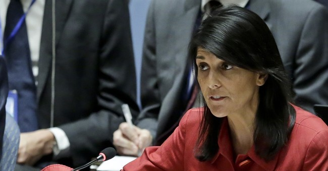 Nikki Haley on North Korea: 'The Time for Talk is Over'