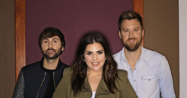 Lady Antebellum Gets a Brutal Lesson When You Kowtow to the Left-Wing Mob