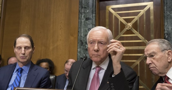 Sen. Hatch Tells Colleagues to 'Stop Acting Like Idiots' And Show Up for Cabinet Votes