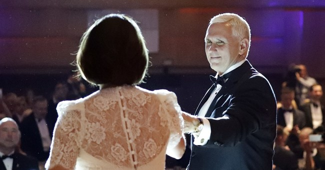 Really: Liberals Criticize VP Pence for Respecting His Marriage