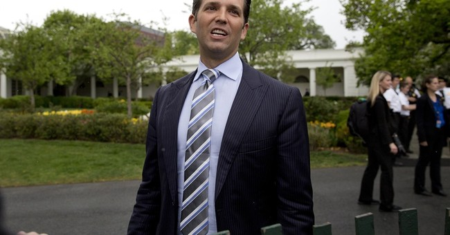 Trump Jr. Releases Entire Email Chain Regarding Meeting With Russian Lawyer