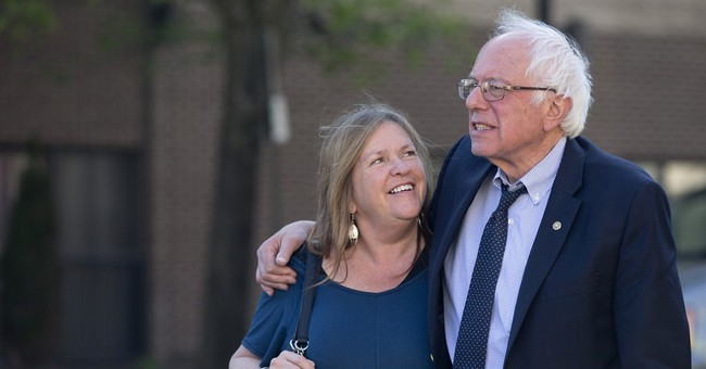 Feeling Berned: Bernie Sanders Has A Primary Challenger For Only One Reason