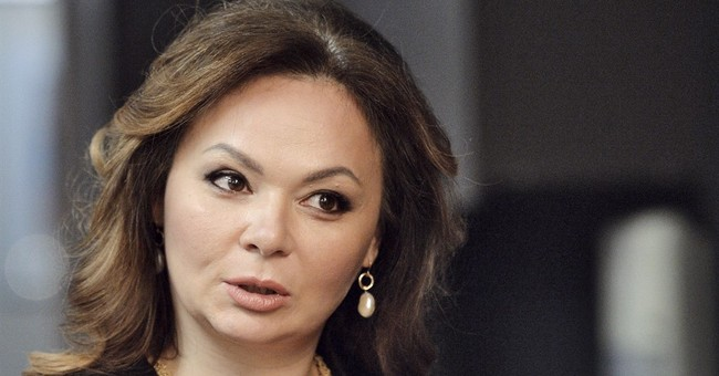 Hmm: Russian Lawyer From Trump Tower 'Collusion' Meeting Also Met With Fusion GPS Founder on Same Day