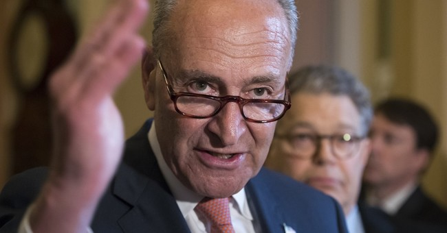 Schumer Blocks Pentagon Nominee Vote...Because of Health Care?