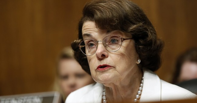Feinstein Calls for Sessions to Testify Before Judiciary Committee on Russia Ties