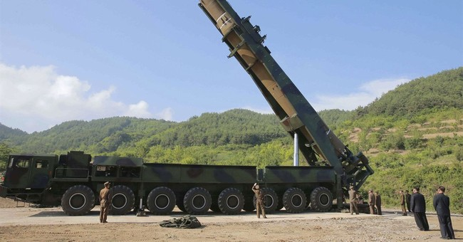 Missile Threats Also Need Addressing During COVID-19