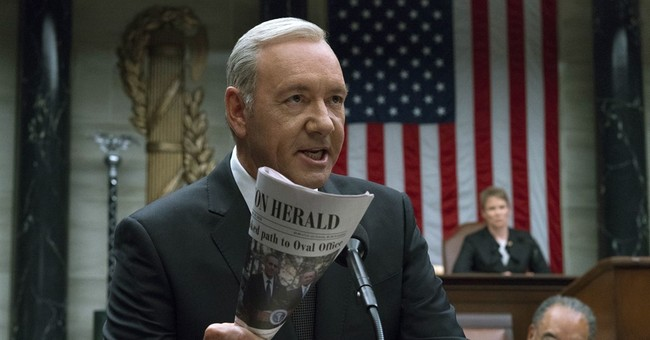 Netflix Ending House of Cards After Kevin Spacey Allegations