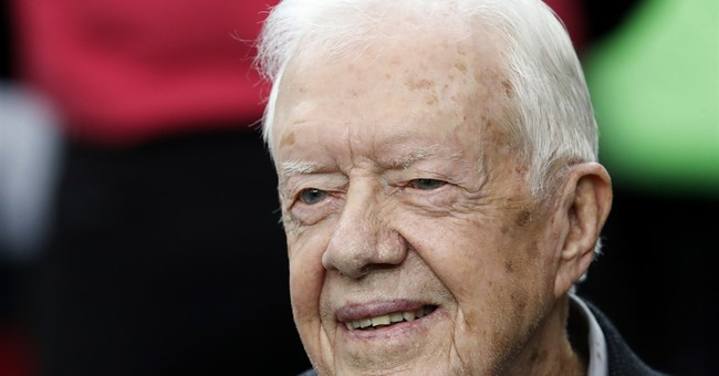 Jimmy Carter Hospitalized After Collapse