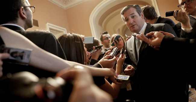 Cruz Rescues Republicans on Obamacare