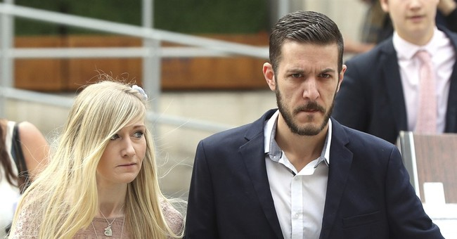 Charlie Gard's Parents Storm Out of Tense Hearing to Decide if Their Baby Can Live