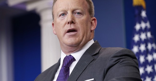 BREAKING: Sean Spicer Has Resigned As Press Secretary