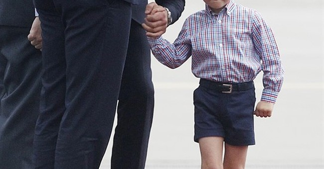 Anglican Minister Urges People To Pray Prince George Is Gay