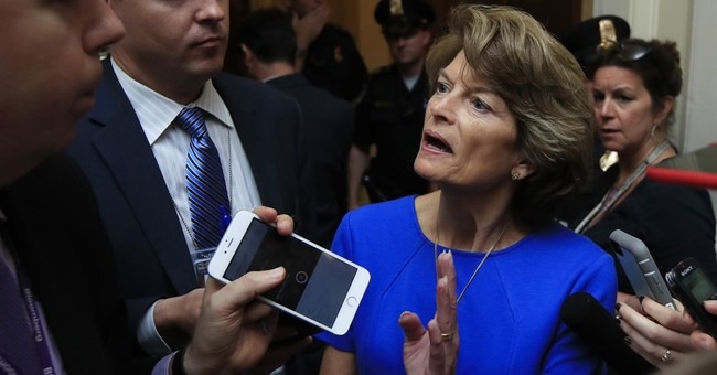 Murkowski Fires Back After Trump Singles Her Out Over Healthcare Votes