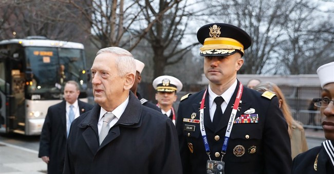 Gen. Mattis Confirmed in Senate Vote As Secretary of Defense