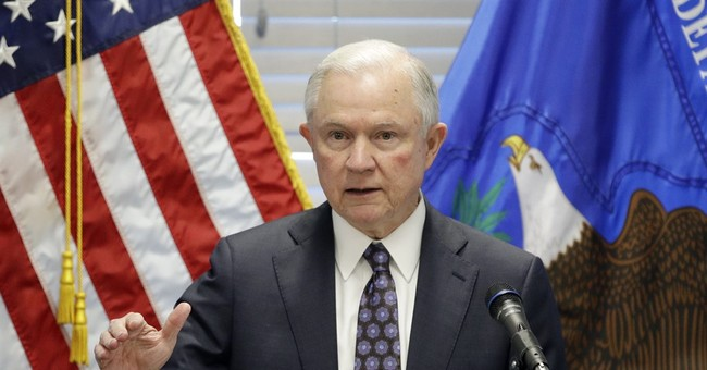 Sessions: I'll Stay Attorney General as Long As It's Appropriate