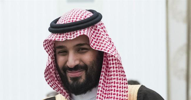 Mohammad bin Salman, Crown Prince of Saudi Arabia (AP Photo/Pavel Golovkin)