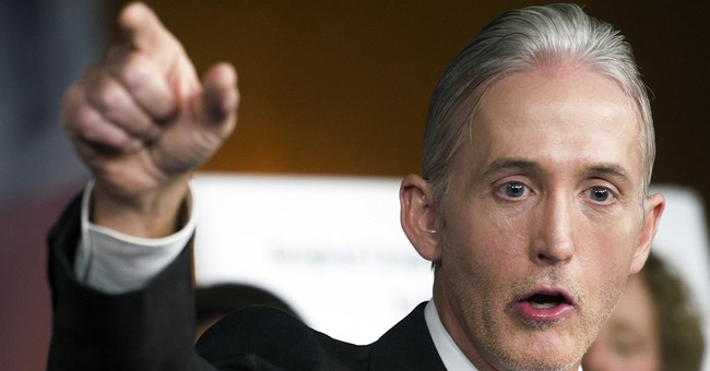 Gowdy Just Dropped Some Hints About What's in Secret FISA Memo