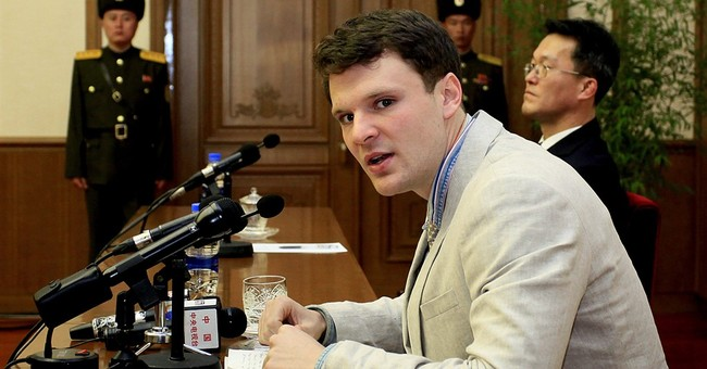 President Trump: No, We Didn't Pay the Bill North Korea Sent Us For Otto Warmbier